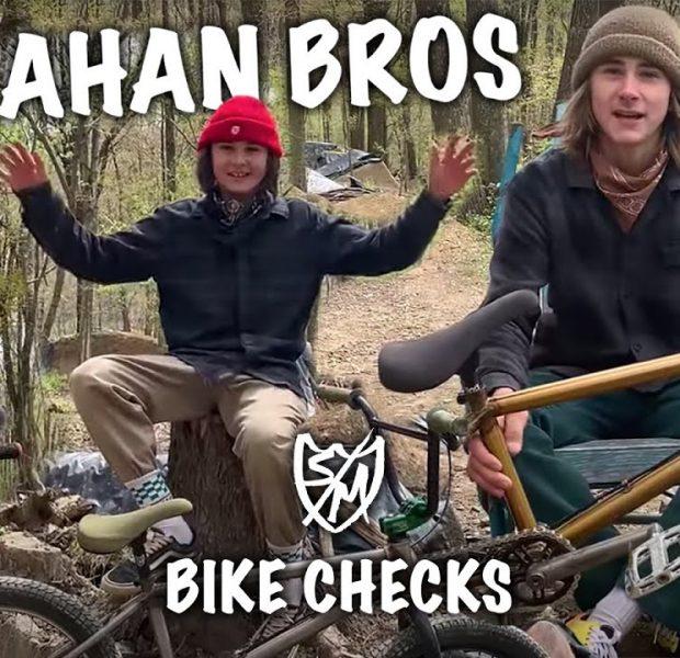 Halahan Bros Backyard Bike Checks
