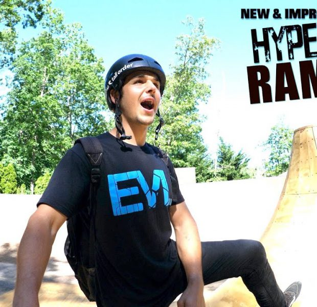 Matty Thinks The New Ramp Is Unbelievable!