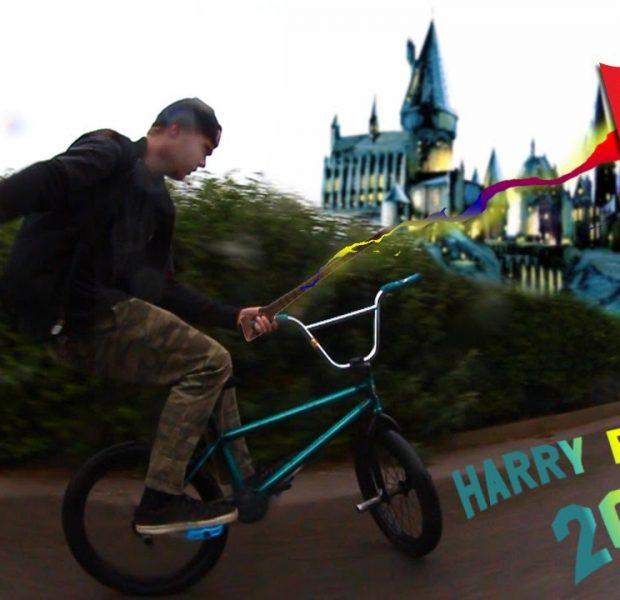 S&M BMX – Harry Barrett 2020!