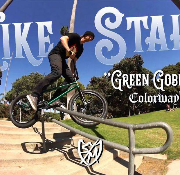 "S&M BMX – Mike Stahl ""Green Goblin"" Promo"