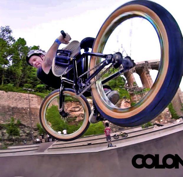 "STYLE BOSS – JAYDEN FULLER  // ""Take A Ticket"" – Colony BMX"