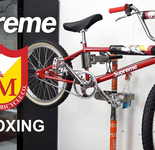 Unboxing the S&M / Supreme Collab Dirtbike