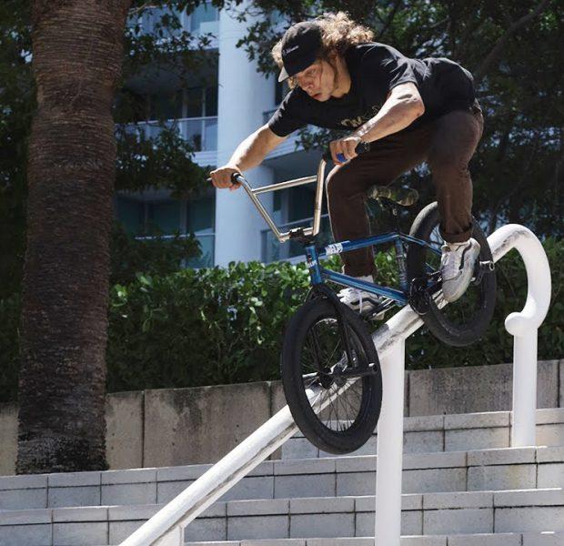 Lorenzo Mesa Florida Heat! – Kink BMX