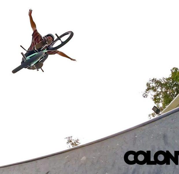 "PARK DESTROYER – PATERICO FALLICO  // ""Take A Ticket"" – Colony BMX"