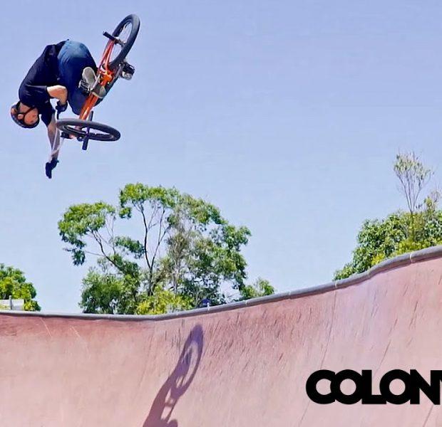 """ALEX HIAM  // """"Take A Ticket"""" – Colony BMX"""