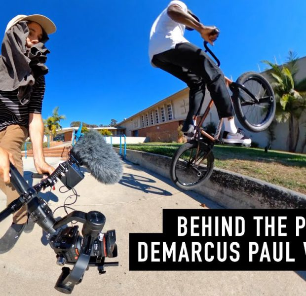 AN INSIDE LOOK AT FILMING A VIDEO PART