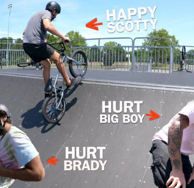 Bad Day At The Skatepark For Everyone But Me!