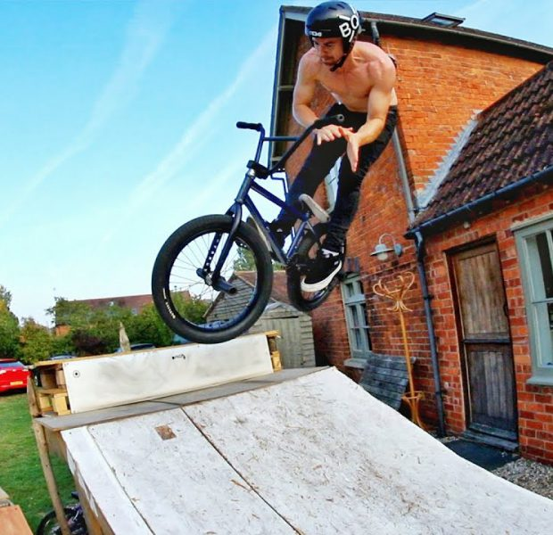 BMX & Beers at the Ghetto Park