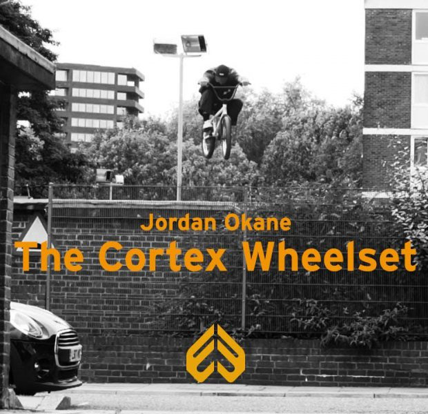 ECLAT BMX – Jordan Okane – The Cortex Wheelset