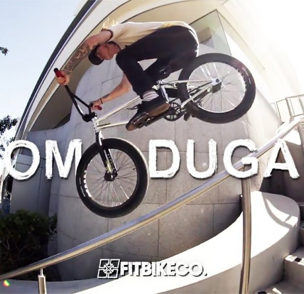 FITBIKECO: TOM DUGAN – HUMAN CANNONBALL