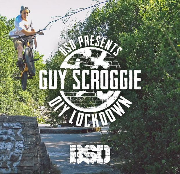 Guy Scroggie – 'DIY Lockdown' – BSD BMX
