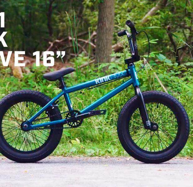 Kink Carve 16″ 2021 Bike