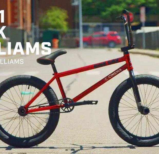 Kink Williams 2021 Bike