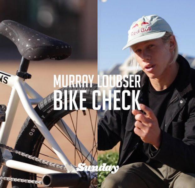 MURRAY LOUBSER   Sunday Bikes – Nighshift Bike Check   BMX