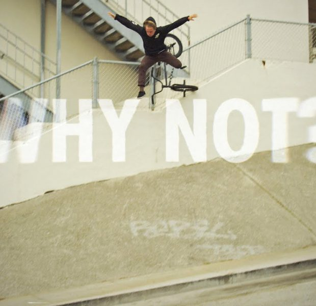 "NATHAN WILLIAMS — ""WHY NOT?"" — TRAILER"