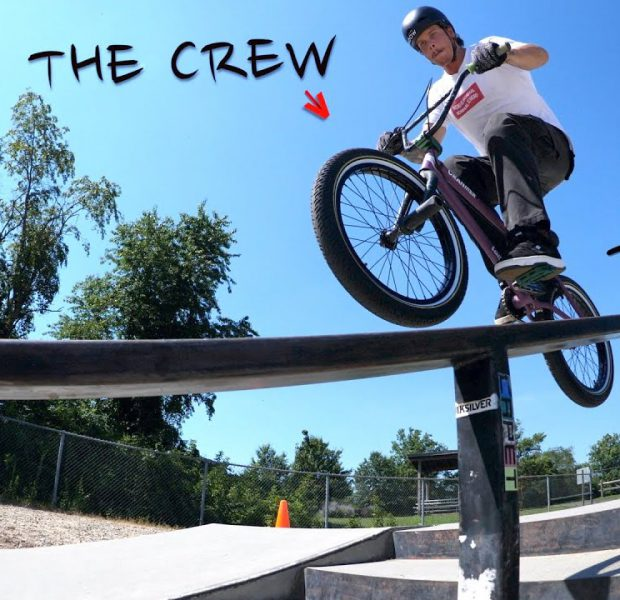 The Kids At The Skatepark Were Not Impressed With Us!