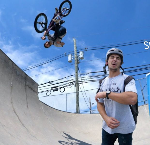 The Ramps Are Good But this Skatepark Stinks!