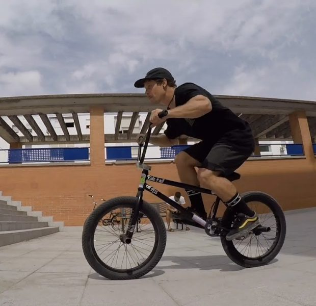 BMX Street & more: Barcelona + Seville + Eurocamp / RAW by Mati Lasgoity