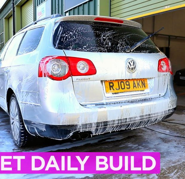 Budget Daily Build – Episode 1