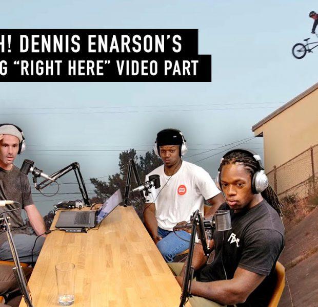 "DENNIS ENARSON'S ""RIGHT HERE"" – FIRST WATCH REACTION"