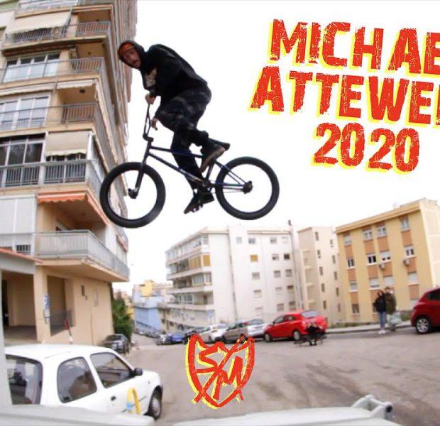 S&M BMX – Michael Attewell 2020