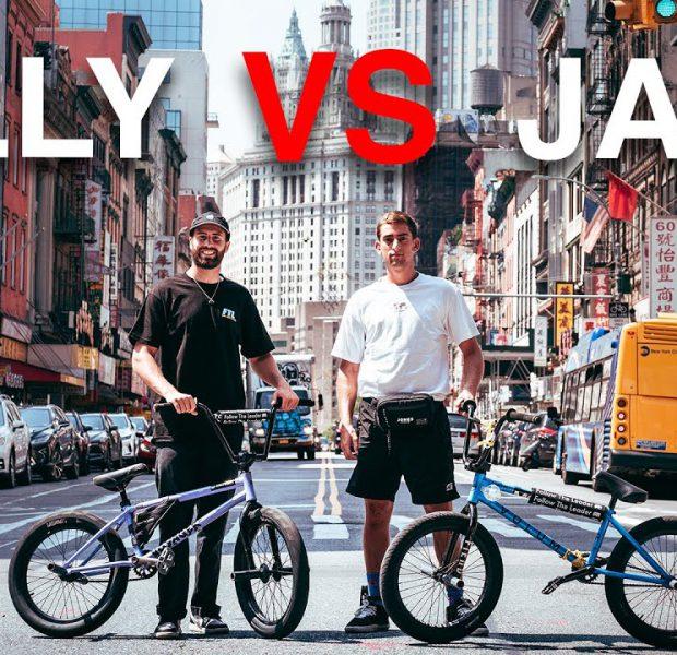 Street BMX Game of Bike: Billy Perry vs Jake Layton