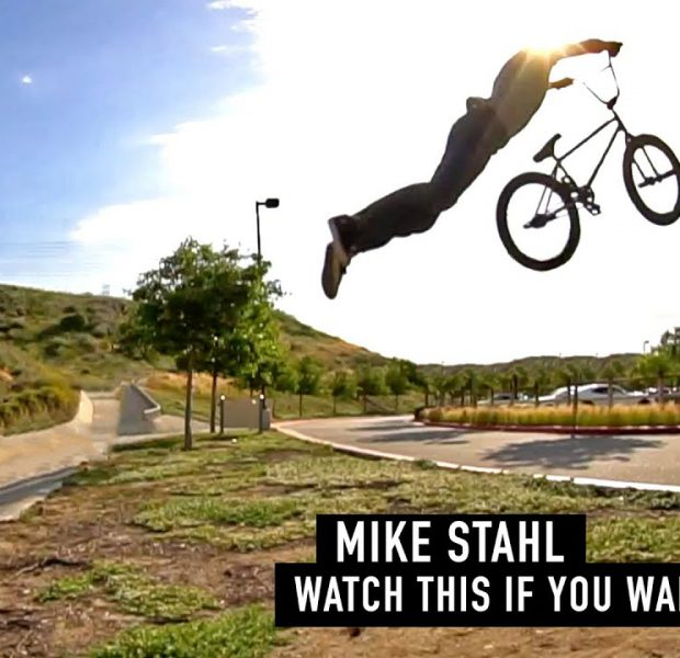 WATCH THIS IF YOU WANT TO LIVE – MIKE STAHL