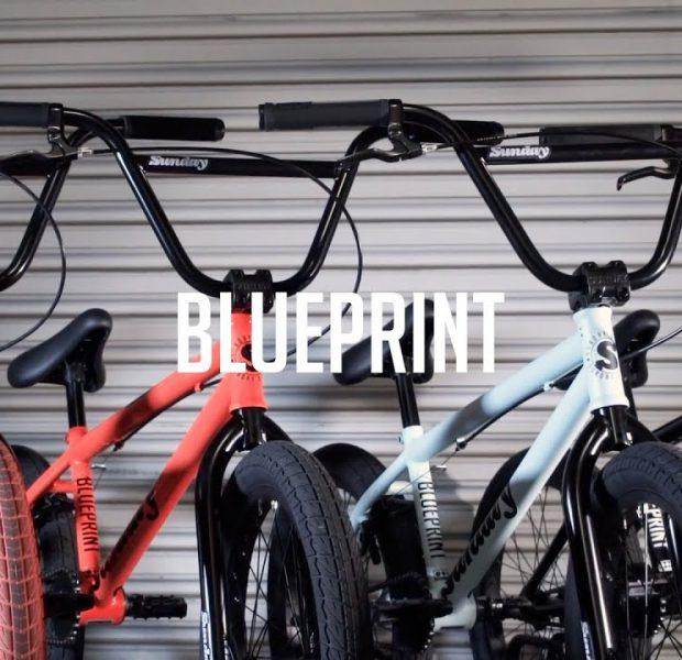2021 BLUEPRINT   Sunday Bikes   BMX