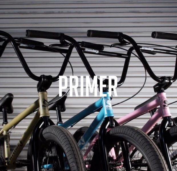 2021 PRIMER   Sunday Bikes   BMX