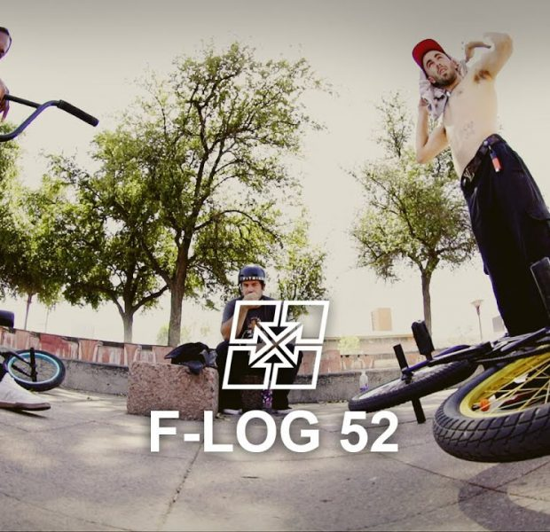 F-LOG 52: ROAD TRIP VIBES W/ SIMMS, CORRIERE AND SPRIET