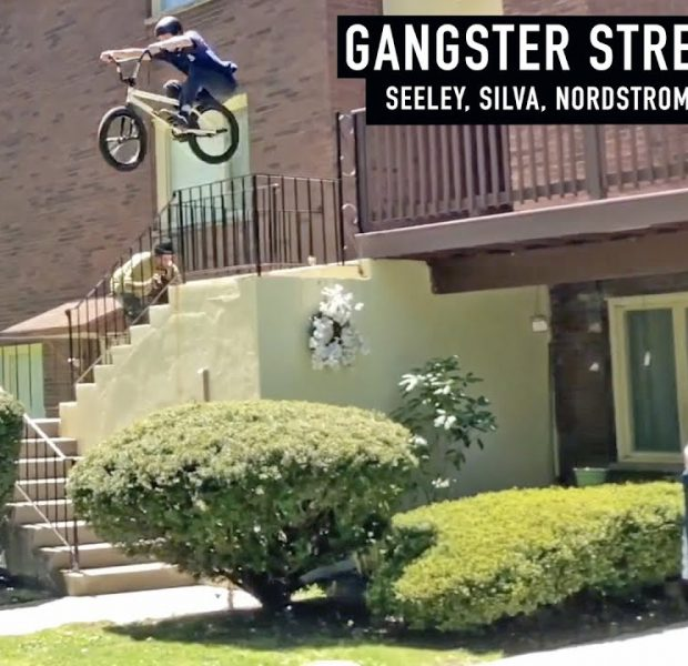 GANGSTER STREET BIKING – JAKE SEELEY & THE HOMIES SHREDDING