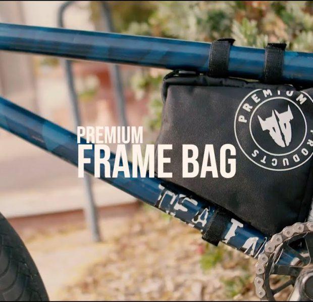 Premium BMX – Frame Bag – featuring Austyn McIntosh
