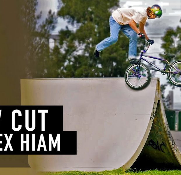 "RAW CUT – ALEX HIAM – ""TAKE A TICKET"" – COLONY BMX"