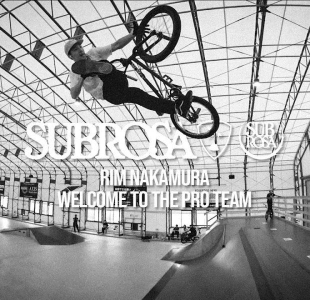 Rim Nakamura – Welcome to the Subrosa Pro Team