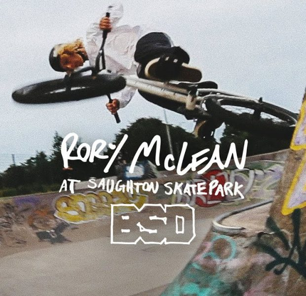 Rory Mclean – Saughton – BSD BMX