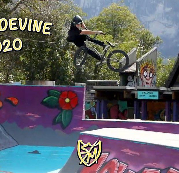 S&M BMX – Jonny Devine 2020!