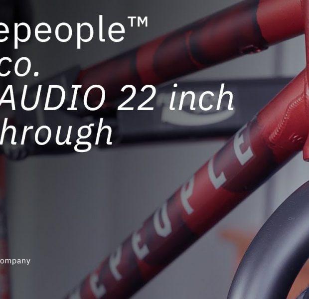 The AUDIO 22″ 2021 – Walkthrough – WETHEPEOPLE BMX
