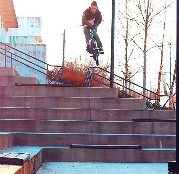 Adam Piatek – Kink BMX