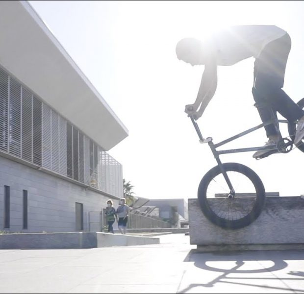 BMX Street: Malaga by Fernando Laczko // 2020 woozyBMX RAW Edit
