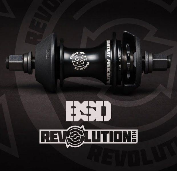 BSD BMX – The Revolution Hub