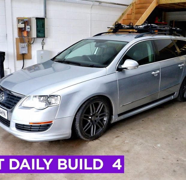 Budget Daily Build – Episode 4