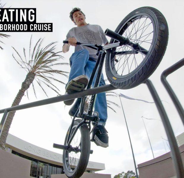 CONNOR KEATING – BMX BIKE CHECK & NEIGHBORHOOD CRUISE