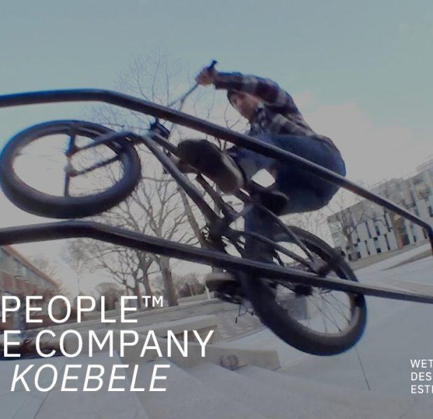 """""""JUSTIN KOEBELE"""" // Wethepeople BMX"""