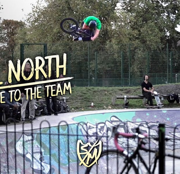 S&M BMX – Will North: Welcome to the team!