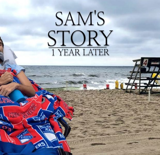 Teenage Lifeguard Paralyzed On The Job   Sam's Comeback Story So Far