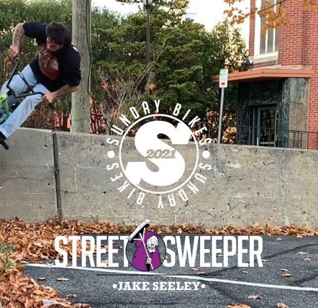 2021 JAKE SEELEY STREET SWEEPER | Sunday Bikes | BMX