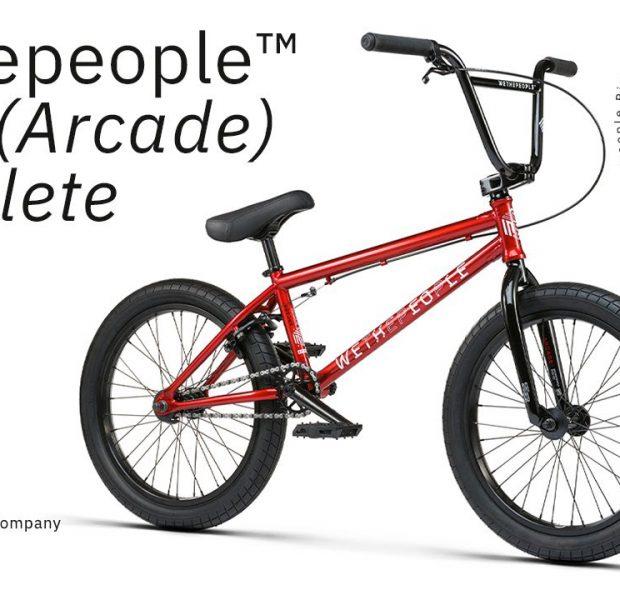 """A BIKE WITH NO LIMITS"" – ARCADE 2021 – WETHEPEOPLE BMX"