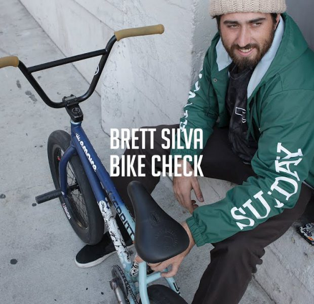 BRETT SILVA   Sunday Bikes – Darkwave Bike Check   BMX