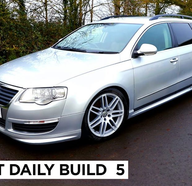Budget Daily Build – Episode 5
