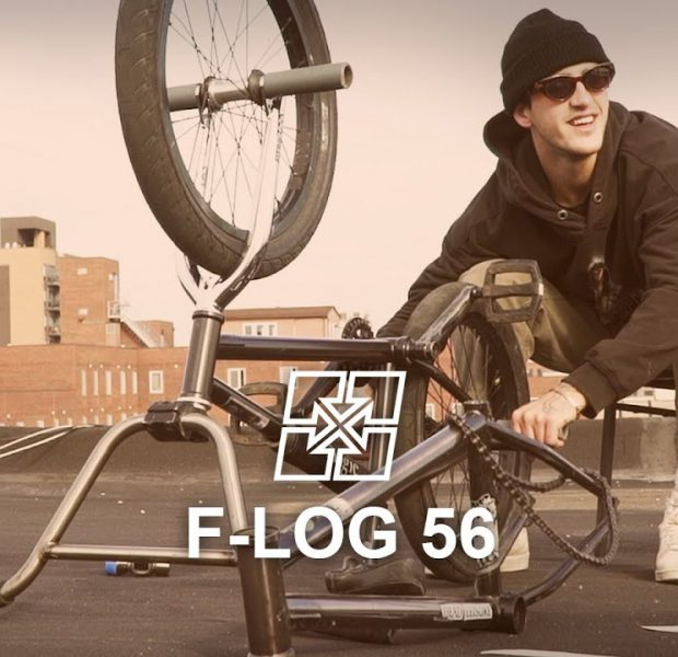F-LOG 56: DON'T FALL OFF THE ROOF AUGIE!